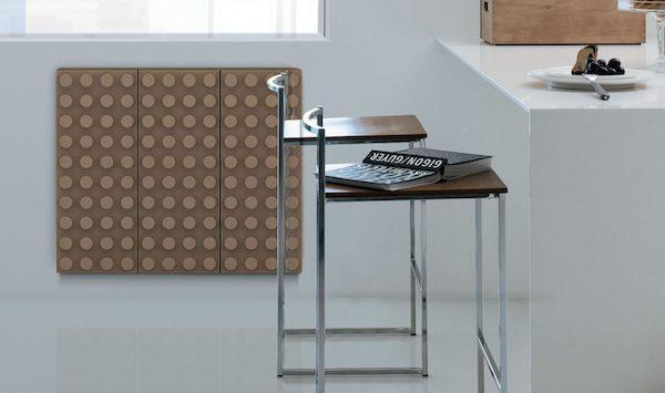 Termoarredo Brick - Design Marco Baxadonne, foto, Scirocco H