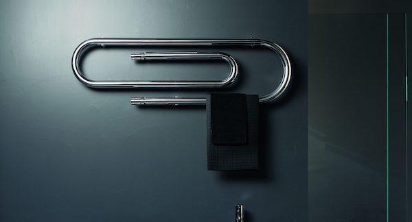 Termoarredo Graffe - Design e foto by Scirocco H