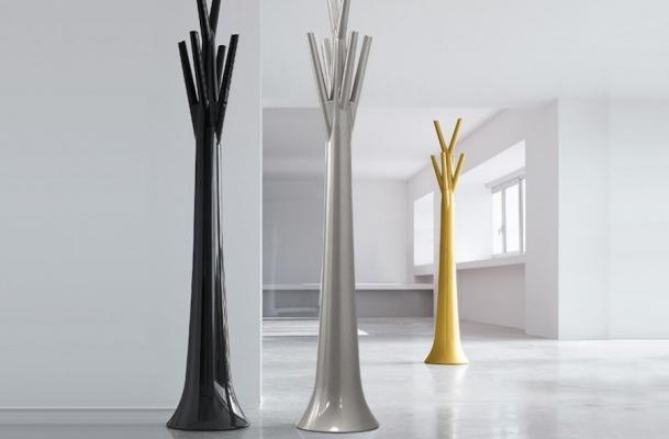 Appendiabiti Tree black, silver e gold - Design e foto by Bonaldo