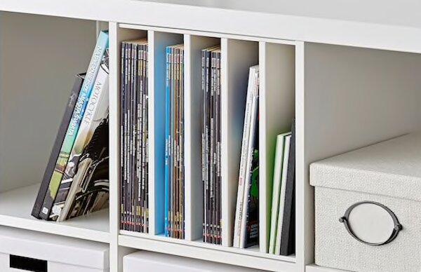 Nuove mensole per KALLAX - Design e foto by Ikea