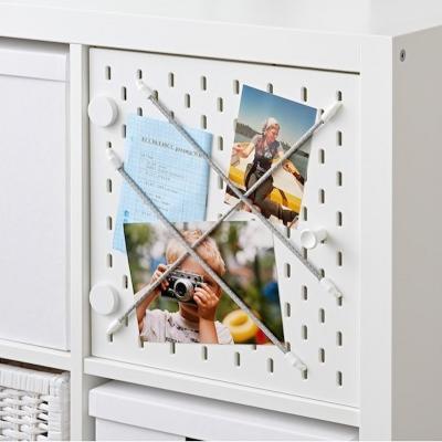 Accessori per libreria KALLAX, anta portafoto - Design e foto by Ikea