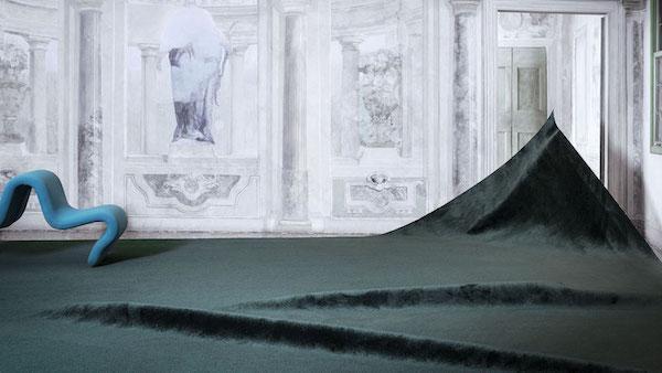 Moquette Diana - Design e foto by Besana