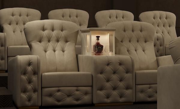 Poltrona reclinabile Chest - Design e foto by Vismara Design