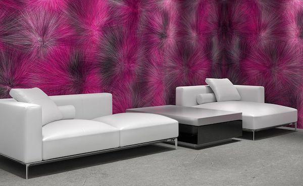 ZINTRA® Acoustic Patterns - Design e foto by MDC
