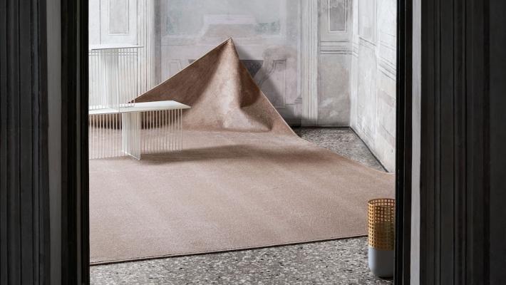 Pavimenti per sala cinema: moquette Diana - Design e foto by Besana