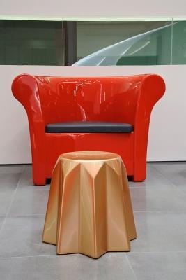 Poltrone per sala cinema privata: Kalla - Design G.Arnaudo, foto by Slide