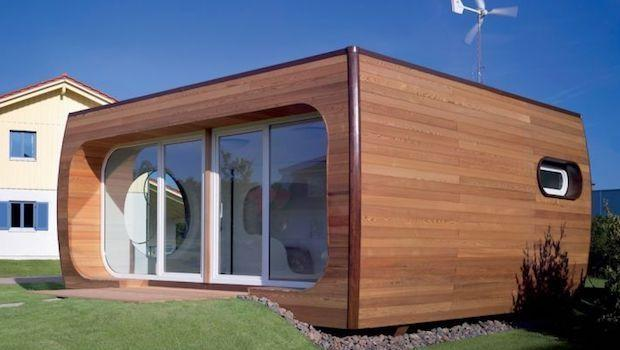 Rotor House di Luigi Colani: la casa prefabbricata dal design futurista