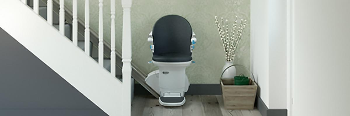 Montascale straight stairlift 950 plus handicare