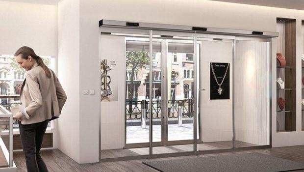 Porte ad apertura automatica per spazi sempre più smart