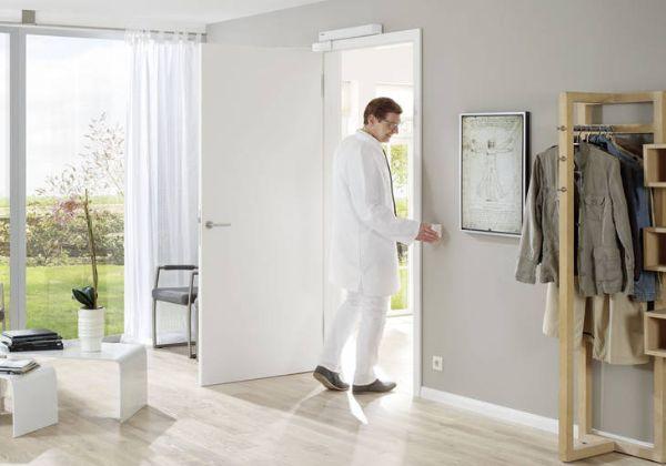Hormann Portamatic per porte automatiche interne