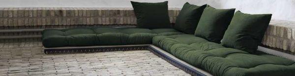 Divano letto futon di Arpel