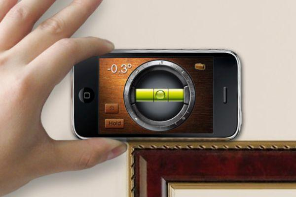 Smartphone livella iHandy