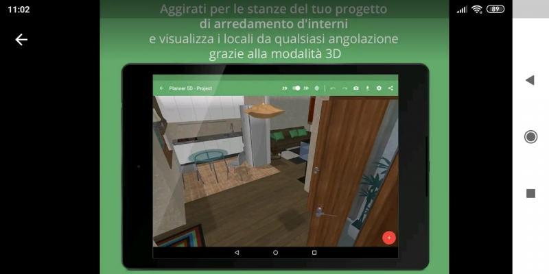 Professionisti e amtori possono usare App per progettare casa