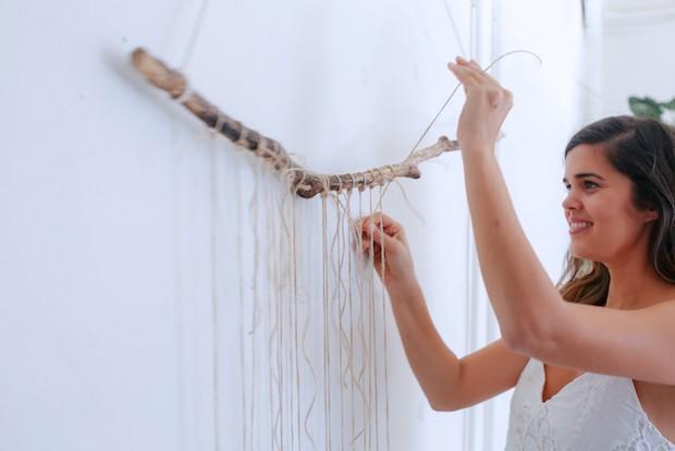 Arredamento con rami secchi: decorazione floreale, parte 1, da collectivegen.com