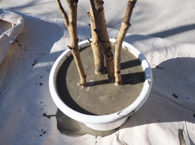 Arredamento con rami secchi: scultura, parte 2, da tomfo.com