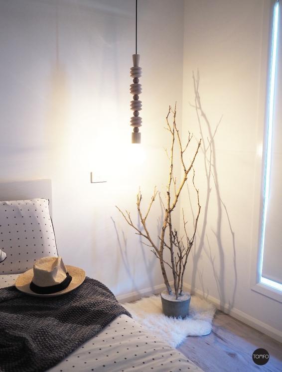 Arredamento con rami secchi: scultura, da tomfo.com