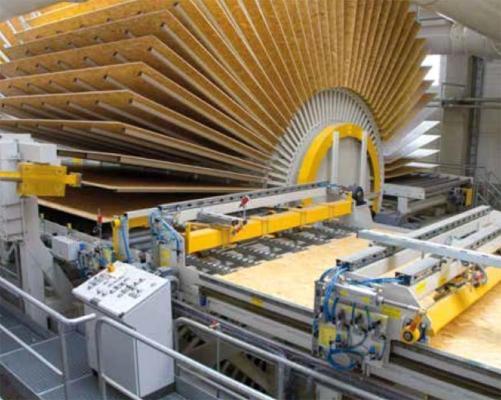 Pannelli OSB lavorazione - Wood Lab