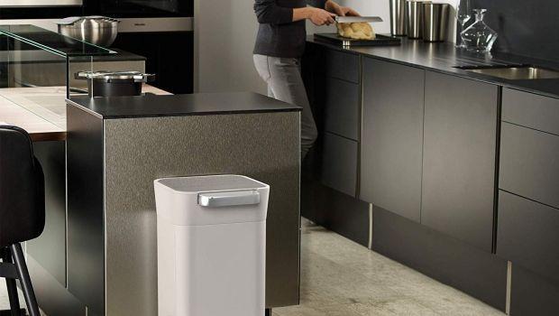Compattatori e dissipatori di rifiuti ad uso domestico