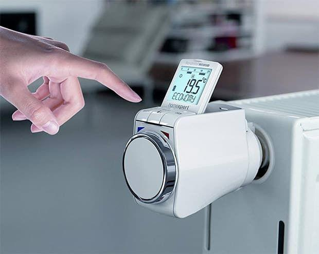 Valvole termostatiche wifi homexpert