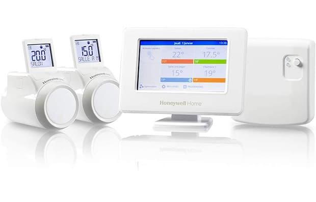Valvole termostatiche wifi Honeywell