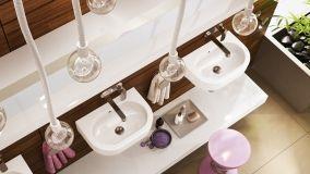 Come personalizzare l'angolo lavabo bagno