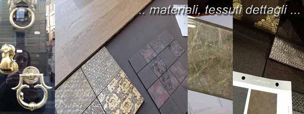 Abbinare la carta da parati e altri materiali- foto Miras Project Studio