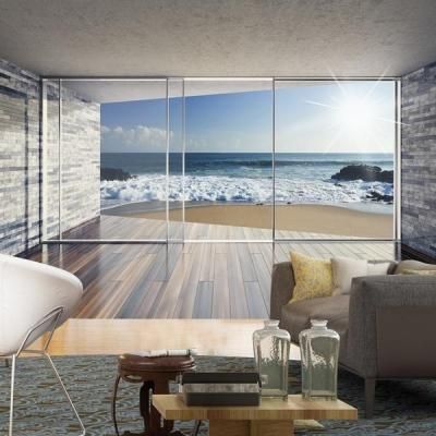 Carta da parati 3d The sea house, by Ilydecor