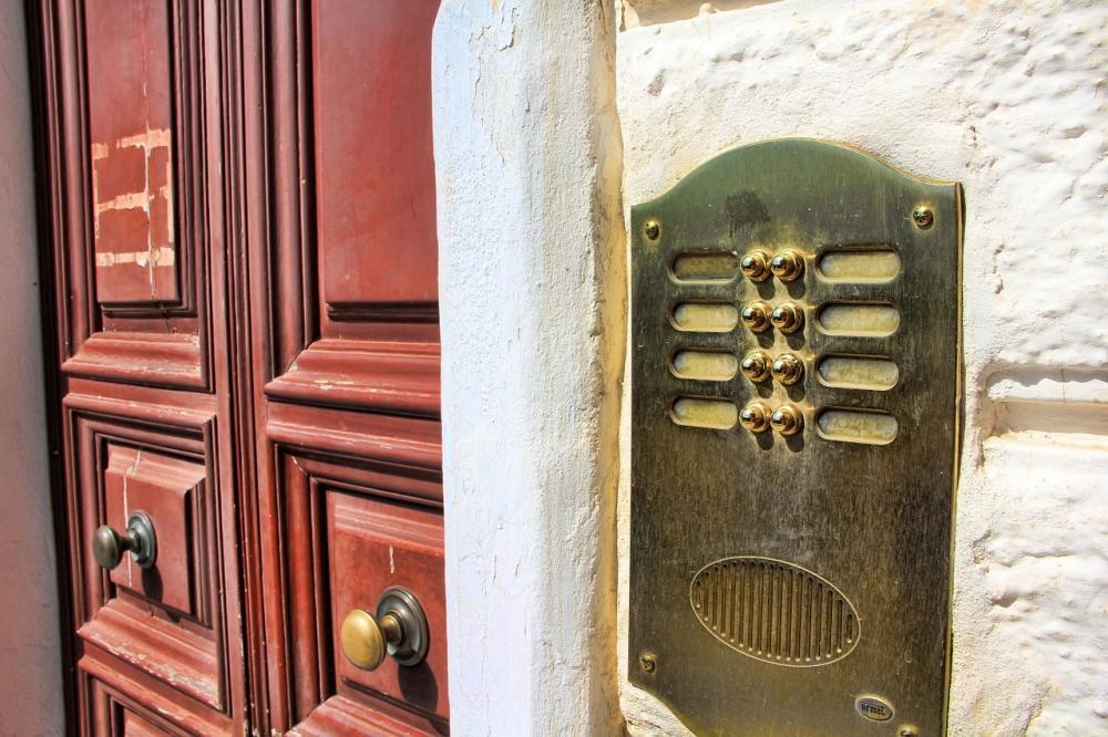 Campanello porta