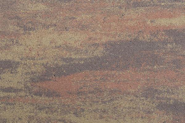 Lastre per zoccolatura ramato-corten - MVB