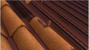 Ristrutturare il tetto col sottocoppo metallico