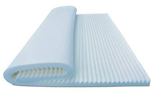 Topper in memory foam Wave di Baldiflex
