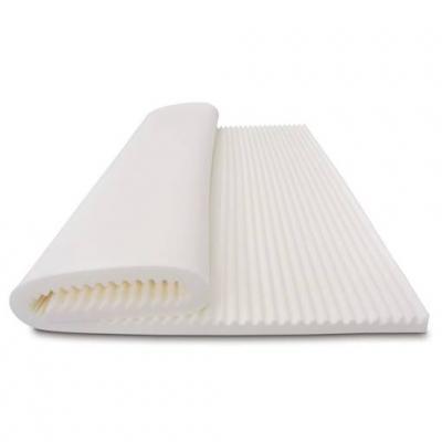 Topper da 3 memory foam wave di Baldiflex