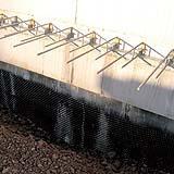 Membrana bugnata - Pontarolo Engineering