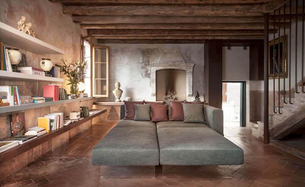 Divano letto Air - Design e foto by Lago