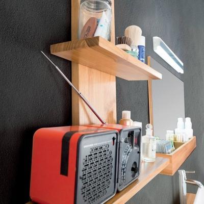 Sistema bagno a sospensione Puro - Design e foto by Cipì