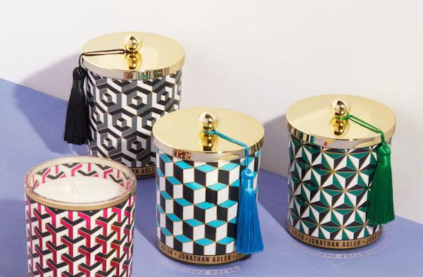 Candele profumate in vaso - H&M Home collection