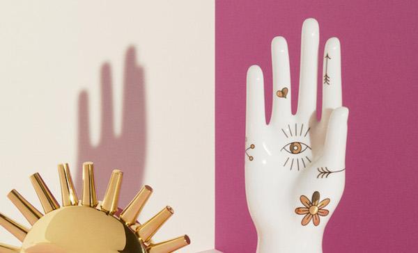 Scultura in porcellana - H&M Home Collection