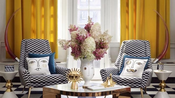 Nuova collezione H&M Home - Design Jonathan Adler, foto by H&M