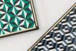 Vassoio in legno con manici - H&M Home collection