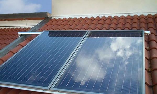 Collettore solare piano - Climart srl