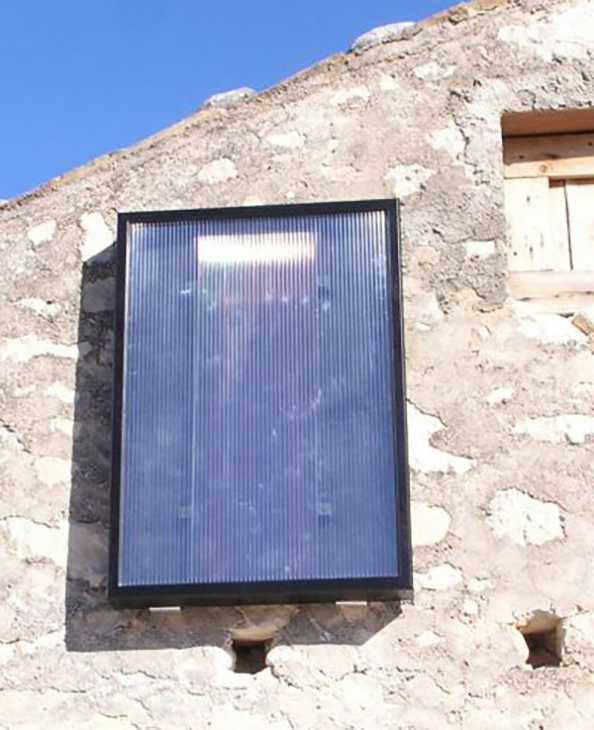 Collettore solare termico - Climart srl