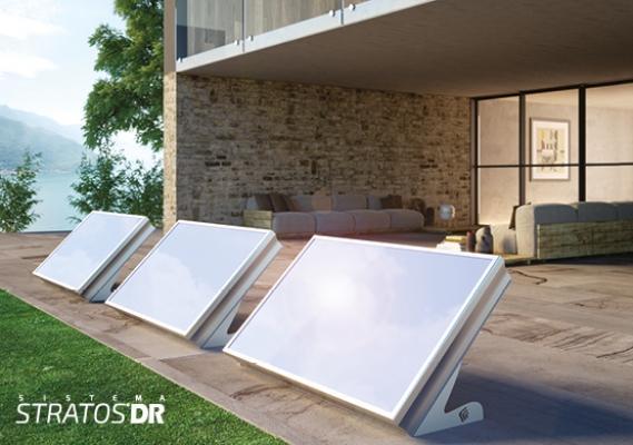 Solare termico STRATOS - Cordivari