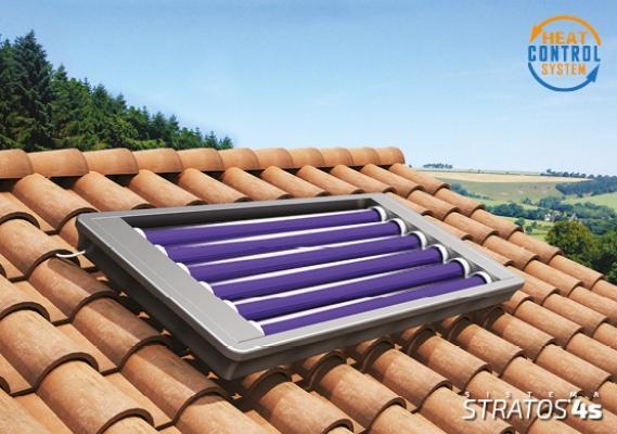 Solare termico compatto STRATOS - Cordivari