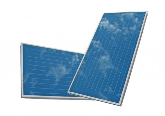 Collettori solari piani - Cordivari