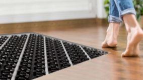Riscaldamento a pavimento: caratteristiche e vantaggi