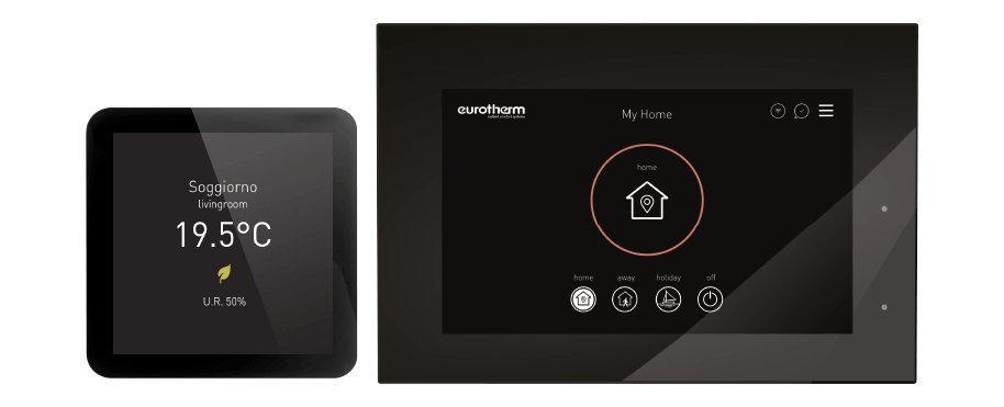 Sistema di controllo remoto SmartComfort 365 prodotto da Eurotherm