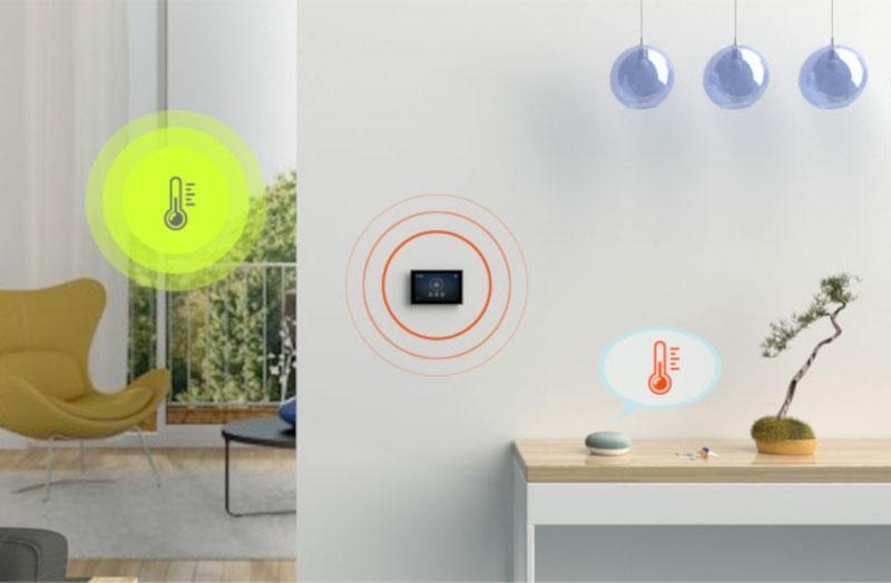 Sistema di controllo SmartComfort 365
