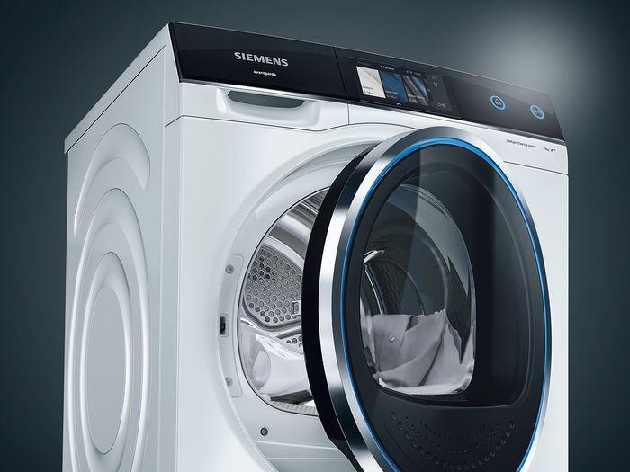 Avantgrade, asciugatrice di Siemens