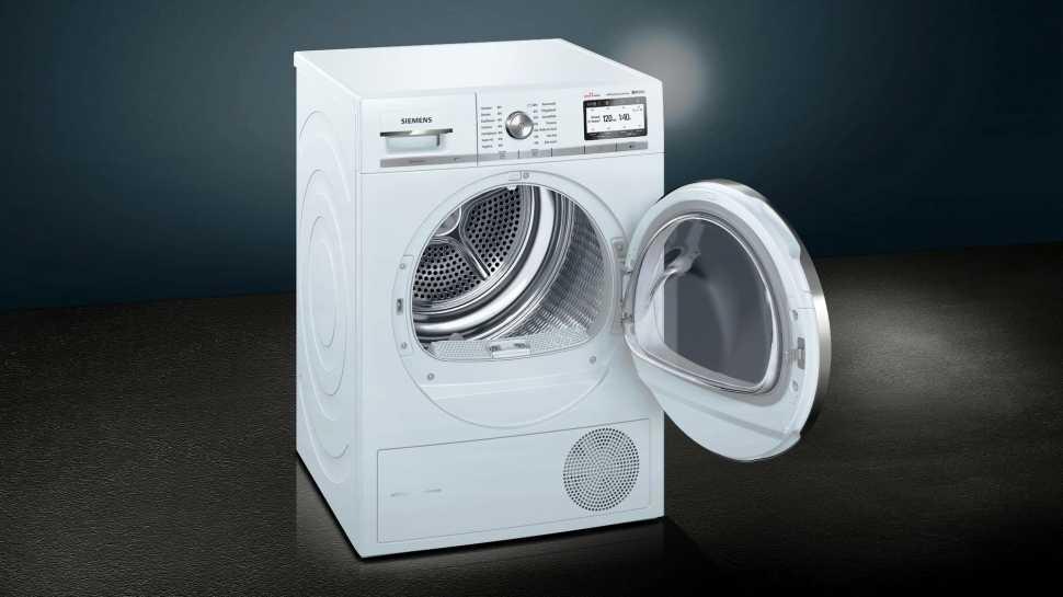 iQ800, asciugatrice Siemens