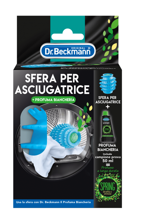 Sfera per asciugatrici di Dr. Beckmann